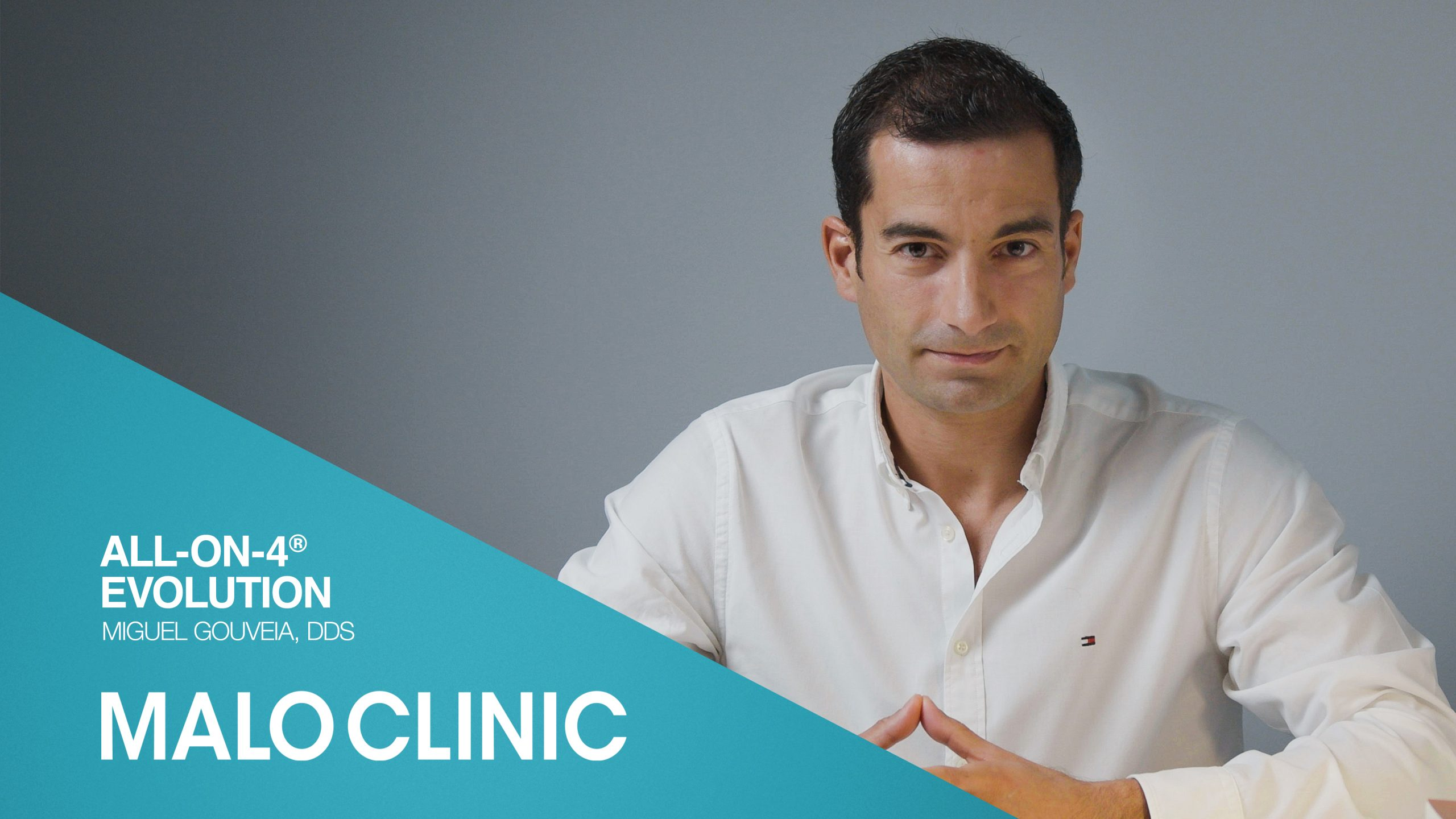 All-on-4® MALO Education, Dr. Miguel Gouveia